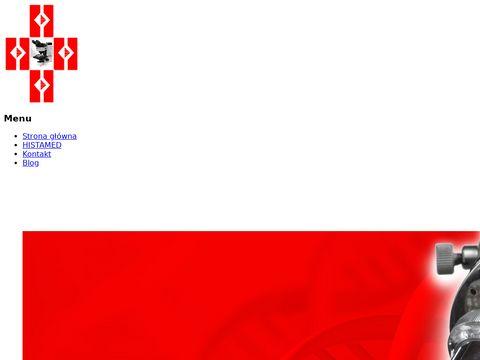 Dariuszlange.pl badania mikroskopowe