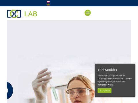 DCD wyposażenie laboratoryjne