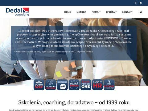 Dedal Konsulting - doradztwo strategiczne