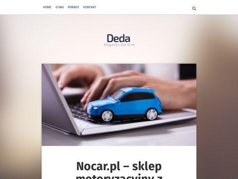 Deda.pl - oprogramowanie dla firm