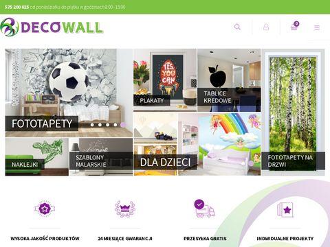 Deco-Wall - sklep z dekoracjami ściennymi