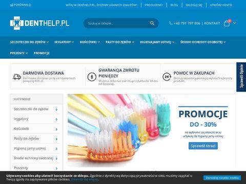 Denthelp.pl szczoteczki soniczne