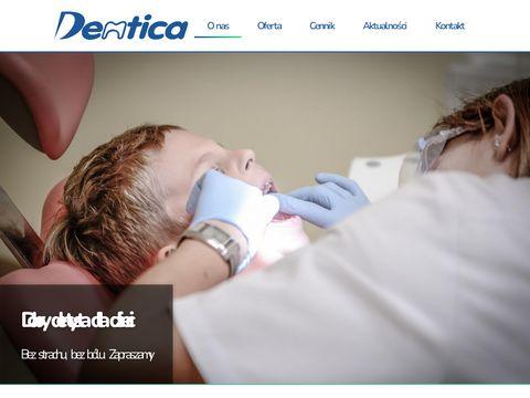 Denticaclinic-lodz.pl stomatologia
