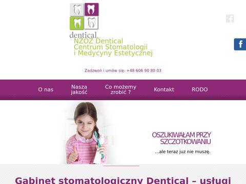 Dentical.pl stomatolog Kalisz