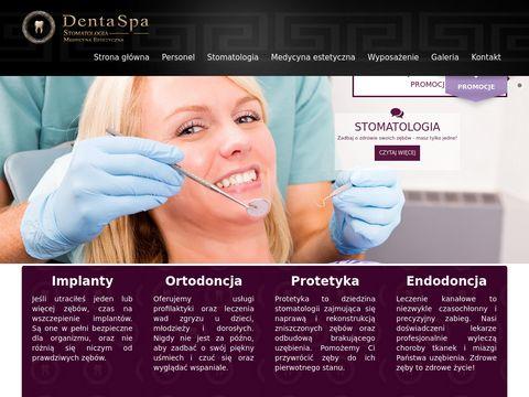 Dentaspa.pl dentysta stomatolog Lublin