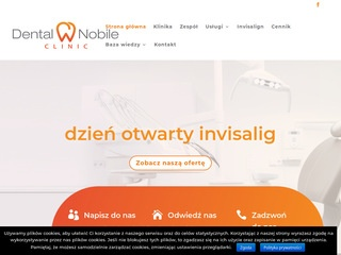 Dentalnobile.pl - stomatolog Warszawa