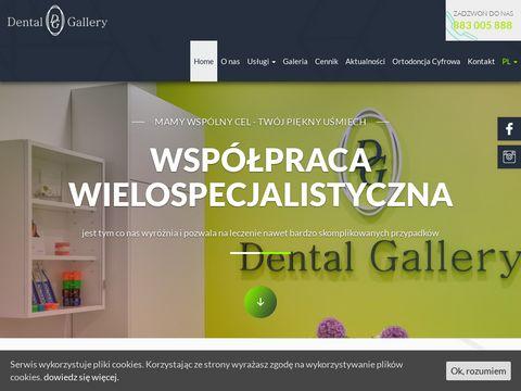 Dental-gallery.pl ortodonta Warszawa