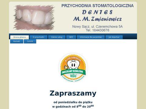 Przychodnia stomatologiczna DENTES przychodnia stomatologiczna