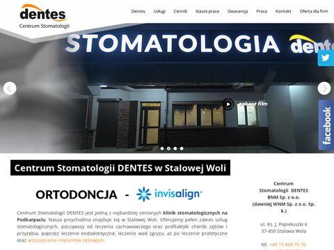 Dentes.pl dentysta Stalowa Wola
