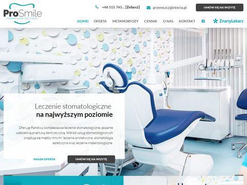 Dentysta-szczyrek.pl praktyka