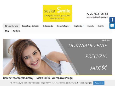 Saska Smile dentysta dla dzieci