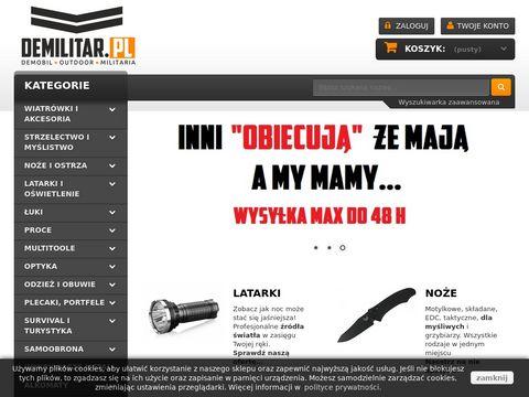 Demilitar.pl Sklep militarny