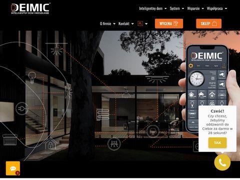 Deimic.pl - automatyka domowa