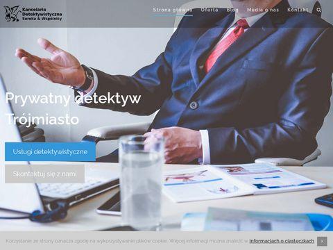 Detektywsoroka.pl Gdańsk