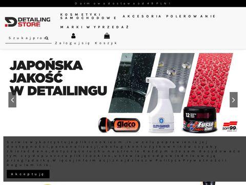 Detailingstore.pl kosmetyki do auta