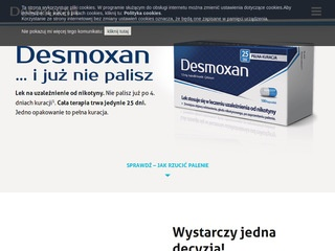 Desmoxan.pl tabletki