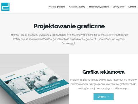 Desafio.pl grafika reklamowa, eventy, budowa stron