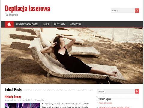 Depilacjalaser.pl bez tajemnic