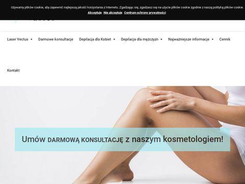 Depilacjavectus.pl Trójmiasto