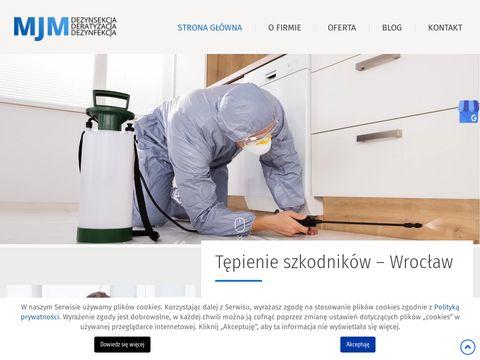 Dezynfekcjawroclaw.pl