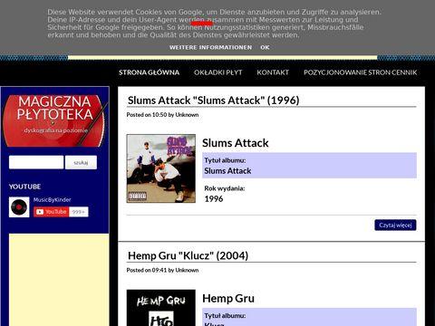 Dyskografia.blogspot.com Płytoteka