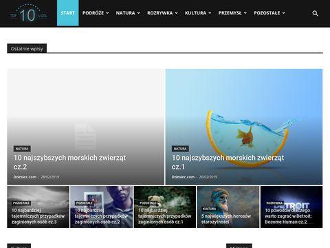 Dziesiec.com