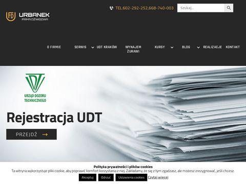 Dzwignice.pl - kursy operatorów maszyn budowlanych