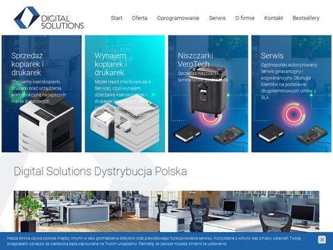DSD kserokopiarki katowice