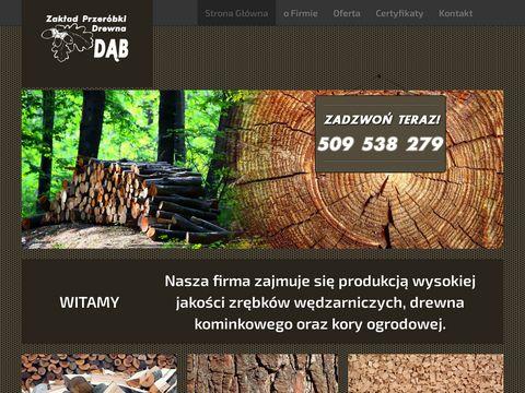 DĄB Zakład Przeróbki Drewna