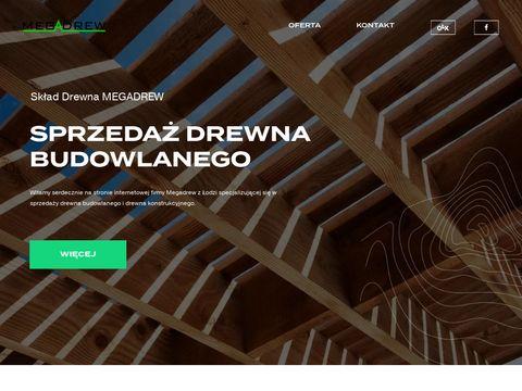 Megadrew płyta OSB Łódź