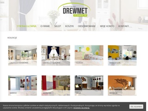 Drewmet.sklep.pl meble bukowe