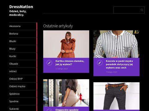 Dresstination.pl - sklep z sukienkami