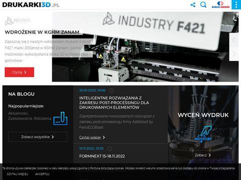 Bibus Menos - drukarki 3D