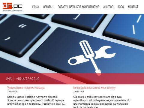 Drpc.lublin.pl pogotowie komputerowe