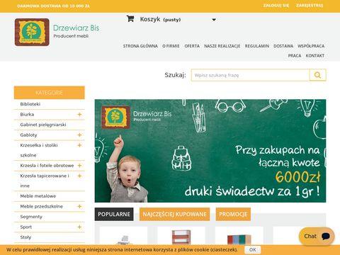 Drzewiarzbis.com.pl - meble przedszkole