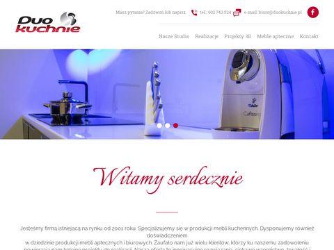 Duokuchnie.pl meble kuchenne