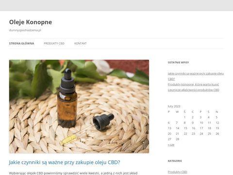 Dumnyzpochodzenia.pl - odzież sportowa