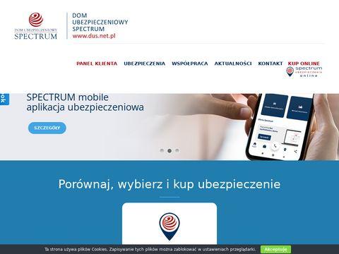 Dus.net.pl - ubezpieczenie domu