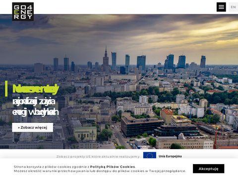 Go4Energy - specjalistyczne nadzory budowlane