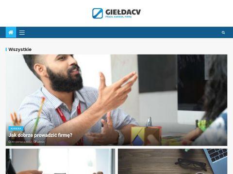 Gieldacv.pl
