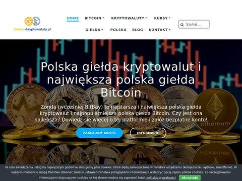 Gielda-kryptowaluty.pl Bitcoin