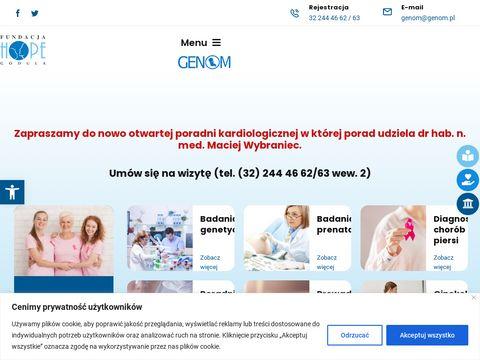 Fundacja Godula-Hope amniopunkcja
