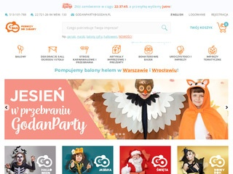 GoDan S.A. - artykuły party