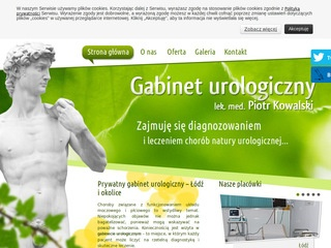 Gabinet Lekarski gabineturologicznylodz.com.pl