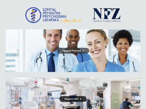 Gabinetylekarskie.pl chirurg NFZ Wrocław przychodnia
