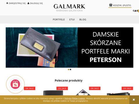 Galmark.pl - sklep internetowy galanterią skórzaną