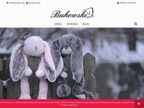 Maskotki, misie, pluszaki Kraków galeriabukowski.pl