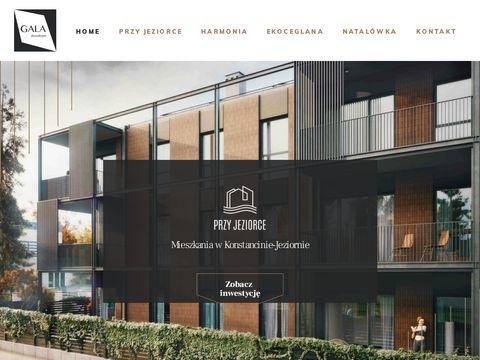 Galadeweloper.pl nowe mieszkania Milanówka