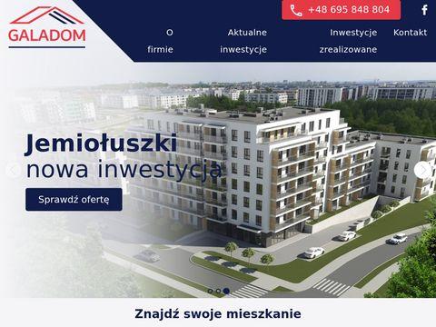 Galadom mieszkania w Lublinie