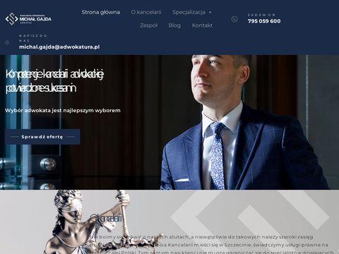 Gajda-adwokat.pl prawo karne Szczecin